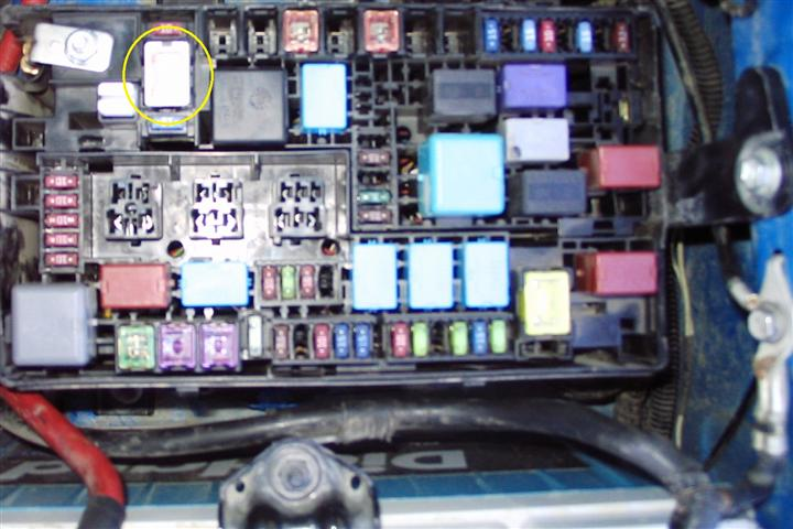 120altFuseLocation 120 amp fuse replacement toyota fj cruiser forum 2007 toyota fj cruiser fuse box diagram at creativeand.co