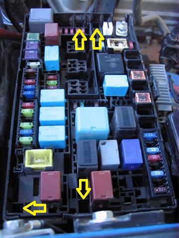 ReleasePoints 120 amp fuse replacement toyota fj cruiser forum toyota prado 120 fuse box diagram at mifinder.co